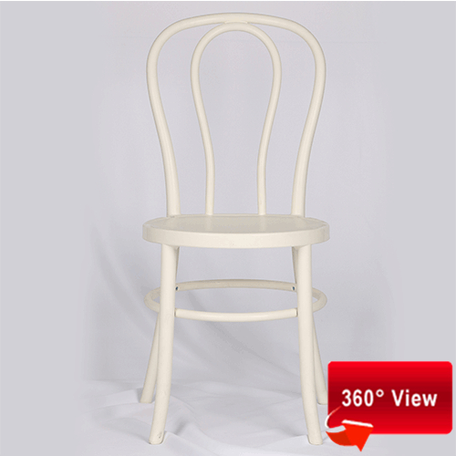 ZS-9003LR IVORY THONET CHAIR